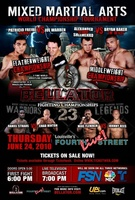 Bellator Fighting Championships movie poster (2009) picture MOV_bdb90f53