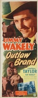 Outlaw Brand movie poster (1948) picture MOV_bdbadf55