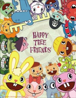 Happy Tree Friends movie poster (2002) poster MOV_bdc64860