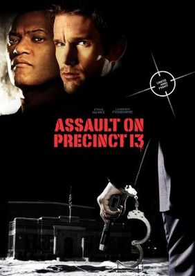 Assault On Precinct 13 movie poster (2005) poster MOV_bdca12d8