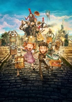 The Boxtrolls movie poster (2014) picture MOV_bdcfc890