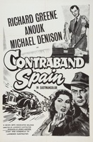 Contraband Spain movie poster (1955) picture MOV_bdd03437