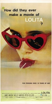 Lolita movie poster (1962) poster MOV_bdd0471c