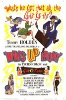 What's Up Front! movie poster (1964) picture MOV_bdd2e929