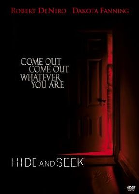 Hide And Seek movie poster (2005) poster MOV_bdd3be6f