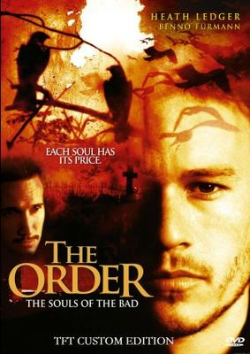 The Order movie poster (2003) poster MOV_bdd475a8