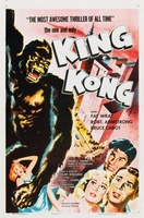 King Kong movie poster (1933) picture MOV_bdda17ba