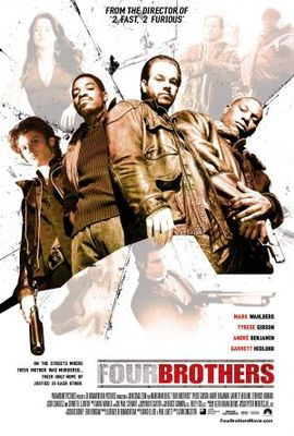Four Brothers movie poster (2005) Poster. Buy Four ...