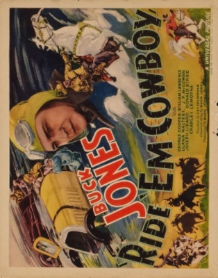 Ride 'Em Cowboy movie poster (1936) poster MOV_bde1cd6e