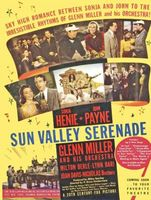 Sun Valley Serenade movie poster (1941) picture MOV_bde97b9b