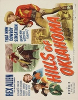 Hills of Oklahoma movie poster (1950) picture MOV_bdedd125