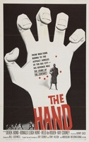 The Hand movie poster (1960) picture MOV_bdf5ce61