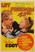 Let Freedom Ring movie poster (1939) picture MOV_bdf9d303