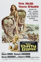 The Dirty Game movie poster (1965) picture MOV_bdfeb384