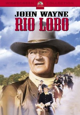 Rio Lobo movie poster (1970) poster MOV_be029a63