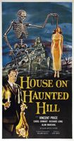 House on Haunted Hill movie poster (1959) picture MOV_be095bff