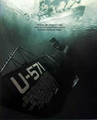 U-571 movie poster (2000) poster MOV_be0f8993
