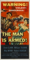 The Man Is Armed movie poster (1956) picture MOV_be10146d