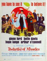 Pocketful of Miracles movie poster (1961) picture MOV_be10c1bd