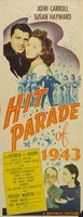 Hit Parade of 1943 movie poster (1943) picture MOV_be131086