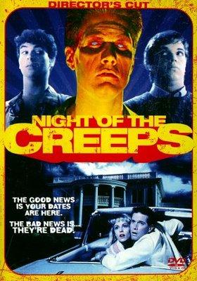 Night of the Creeps movie poster (1986) poster MOV_be17edb3