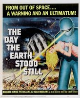 The Day the Earth Stood Still movie poster (1951) picture MOV_be186511