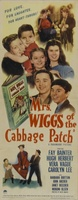 Mrs. Wiggs of the Cabbage Patch movie poster (1942) picture MOV_be1ebc04