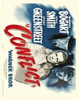 Conflict movie poster (1945) picture MOV_be1f9c2d