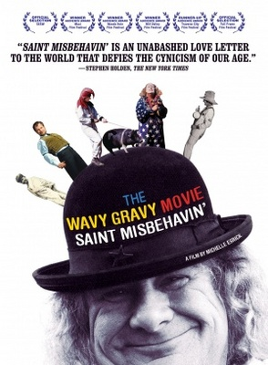 Saint Misbehavin': The Wavy Gravy Movie movie poster (2009) poster MOV_be2014a3