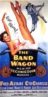 The Band Wagon movie poster (1953) picture MOV_9ee74da5