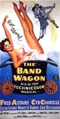 The Band Wagon movie poster (1953) poster MOV_be20d624