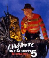 A Nightmare on Elm Street: The Dream Child movie poster (1989) picture MOV_be23d9d2