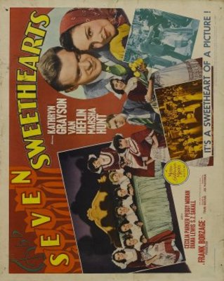 Seven Sweethearts movie poster (1942) poster MOV_be2dd2c2