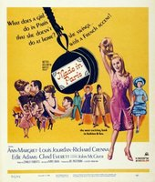 Made in Paris movie poster (1966) picture MOV_be2f3449