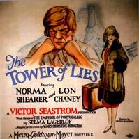 The Tower of Lies movie poster (1925) picture MOV_be375916