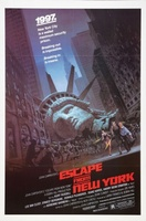 Escape From New York movie poster (1981) picture MOV_be47b235