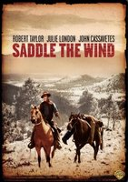 Saddle the Wind movie poster (1958) picture MOV_be498940