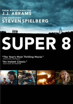 Super 8 movie poster (2011) poster MOV_be4a98a2