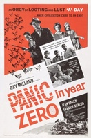 Panic in Year Zero! movie poster (1962) picture MOV_be4d7e33