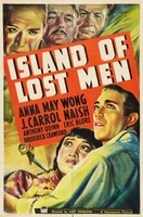 Island of Lost Men movie poster (1939) picture MOV_be4d9370