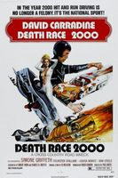 Death Race 2000 movie poster (1975) picture MOV_be4df5bb