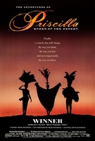 The Adventures of Priscilla, Queen of the Desert movie poster (1994) picture MOV_be596130