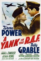 A Yank in the R.A.F. movie poster (1941) picture MOV_be599089