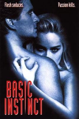 Basic Instinct movie poster (1992) poster MOV_be5b3a16