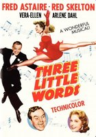 Three Little Words movie poster (1950) picture MOV_be5b7eed