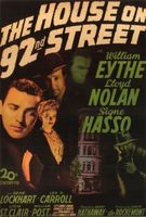 The House on 92nd Street movie poster (1945) picture MOV_be5d9ba2