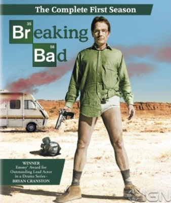 Breaking Bad movie poster (2008) poster MOV_be5e20ba