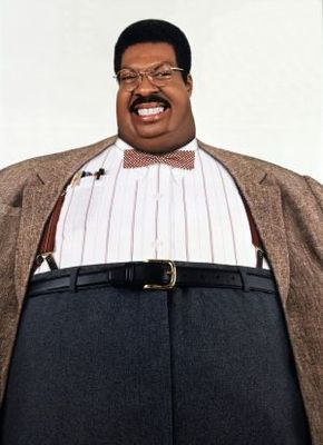 The Nutty Professor movie poster (1996) poster MOV_be6256e2
