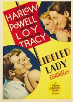 Libeled Lady movie poster (1936) picture MOV_be626928