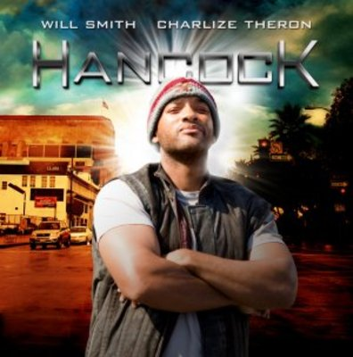 Hancock movie poster (2008) poster MOV_be6519a4